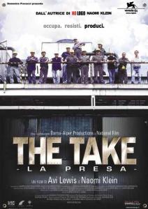 locandina film The Take