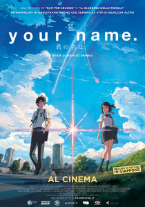 locandina film your name