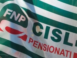 bandiera Fnp cisl