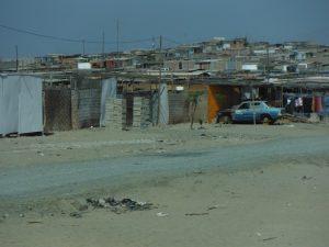 baracche in Perù
