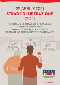 25 aprile - Strade di liberazione